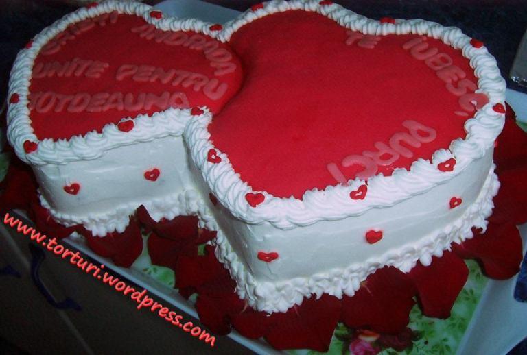 tort inima